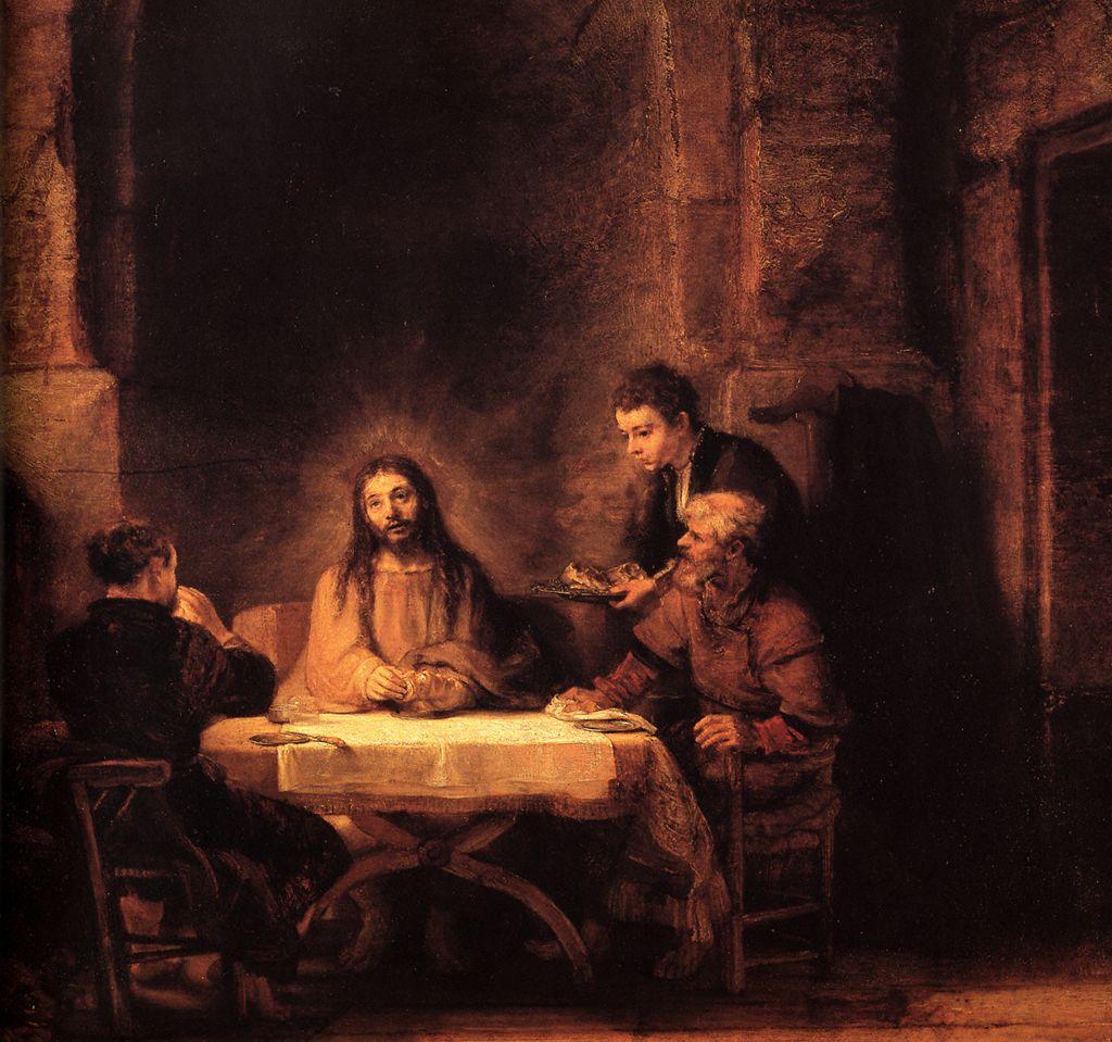 Где родился рембрандт